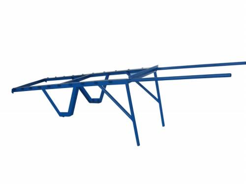 送砖小车――免烧砖机生产线中码垛机的替代方案