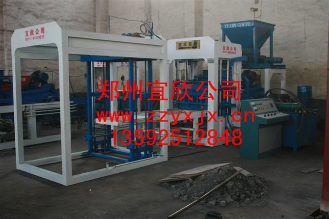 工业废渣制砖机